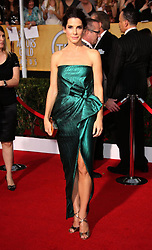 Sandra Bullock attending the 20th Annual Screen Actors Guild Awards held at the Shrine Auditorium