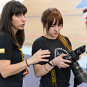 4/26/18:  Behind the scenes with the cast and crew of Sports Shooter Academy 15 in Orange County, California.  The Sports Shooter Academy Workshops are sponsored by Nikon Professional Services (www.nikonpro.com).  ©sportsshooteracademy