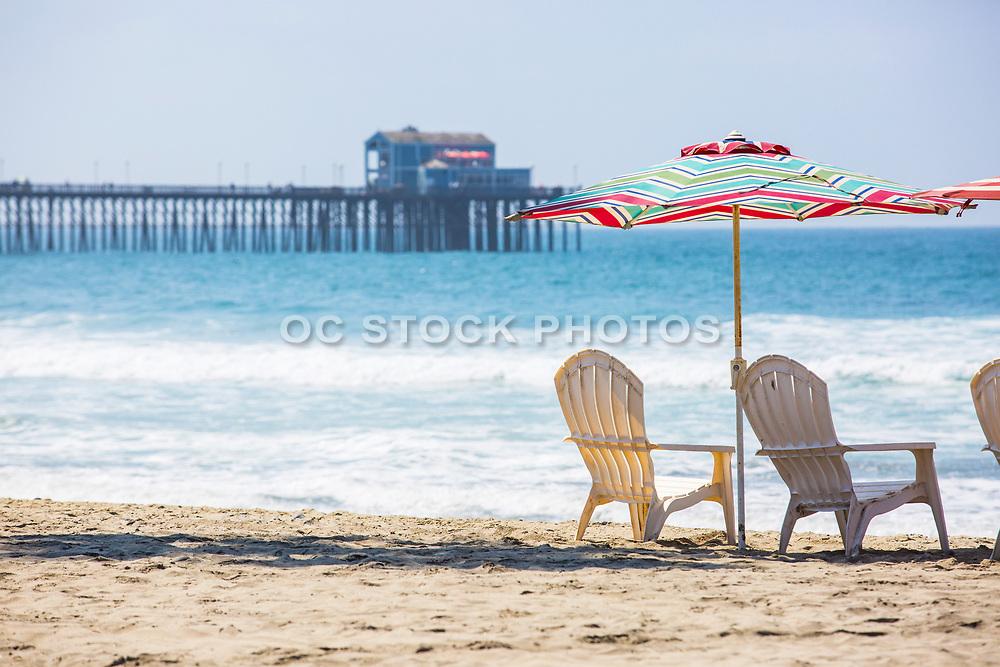 Oceanside City Beach and Municipal Pier