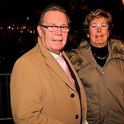 NLD/Amsterdam/20101102- Feestavond viering 50ste verjaardag Rene Froger, henk de Gier en partner