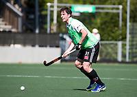 AMSTELVEEN  - Hockey -  1e wedstrijd halve finale Play Offs dames.  Amsterdam-Bloemendaal (5-5), Fergus Kavanagh (A'dam).    COPYRIGHT KOEN SUYK