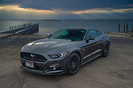 2015 Ford Mustang GT Magnetic