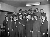 1956 - 10/11 Captain H J Jerome Retires from Irish Naval Service
