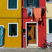 Colours in Venice