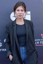Judges photocall at Edinburgh International Film Festival<br /> <br /> Pictured: Ana Ularu, Actor (Michael Powell Jury)
