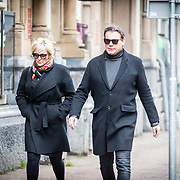 NLD/Amsterdam//20170309 - Herdenkingsdienst Guus Verstraete, Carolien Tensen en Leco van Zadelhof