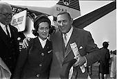 1963 - American executives of N.C.R. visit Dublin