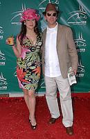 Jennifer Tilley (Actress/Pro Poker Player) and Phil Laak (Pro Poker Player)