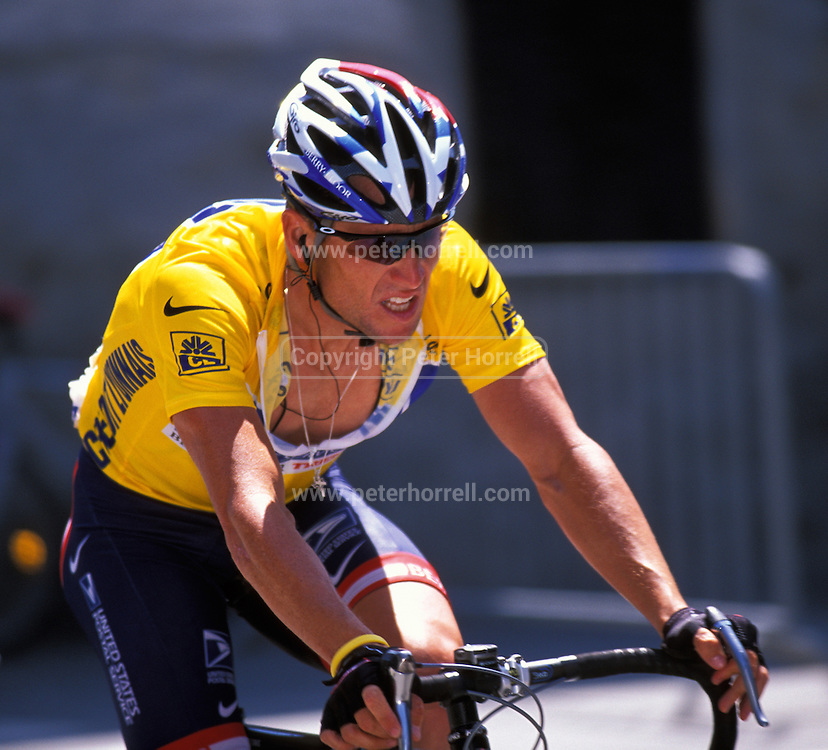 Lance Armstrong, 2004.
