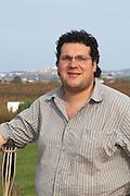 Tiago Garcia, winemaker herdade das servas alentejo portugal
