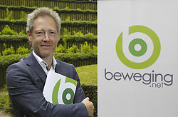 June 3, 2017 - Brussels, BELGIUM - Beweging.net chairman, Peter Wouters poses for the photographer during a press conference of beweging.net, Saturday 03 June 2017, in Brussels. BELGA PHOTO NICOLAS MAETERLINCK (Credit Image: © Nicolas Maeterlinck/Belga via ZUMA Press)