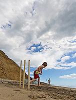 Beach life, Isle of Wight
