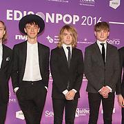 NLD/Amsterdam/20160321 - Edison Pop Awards 2016, Orange Skyline
