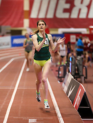 Don Kirby Invitational Indoor Track & Field<br /> Albuquerque, NM, Feb 14, 2020<br /> womens mile, Adams State
