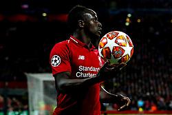 Sadio Mane of Liverpool - Mandatory by-line: Robbie Stephenson/JMP - 07/05/2019 - FOOTBALL - Anfield - Liverpool, England - Liverpool v Barcelona - UEFA Champions League Semi-Final 2nd Leg