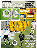 August 25, 2021 - LATIN AMERICA: Front-page: Today's Newspapers In Latin America