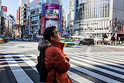 Tokyo, Shibuya crossing - Thousands of people are crossing the intersection eveydays. Also called Hachiko crossing, this is the most crowded crossing in japan and certainly in the world.