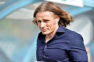 Wycombe Wanderers manager Gareth Ainsworth during the EFL Sky Bet League 1 match between Wycombe Wanderers and Oxford United at Adams Park, High Wycombe, England on 15 September 2018.