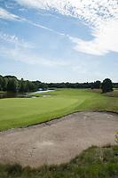 DEN DOLDER - Hole 18. Golfsocieteit De Lage Vuursche. COPYRIGHT KOEN SUYK