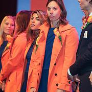 NLD/Amsterdam/201200704 - NOC/NSF teamoverdracht,