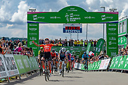 Marianne Vos (NED) riding for CCC-Liv wins Stage 2 of the OVO Energy Women's Tour 2019 at Cyclopark, Gravesend, United Kingdom on 11 June 2019.