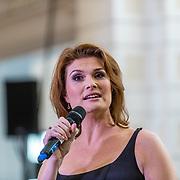 NLD/Amsterdam/20170326 - Pr. Margarita en Sheila de Vries presenteren nieuwe sieradencollectie, Anouk van Nes