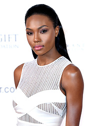 Afiya Bennett attending the Nelson Mandela Global Gift Gala, at the Rosewood Hotel, London. Photo credit should read: Doug Peters/EMPICS Entertainment