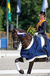Kooyman Stephanie (NED) - President Winston<br /> Nederlands Kampioenschap Dressuur - Hoofddorp 2013<br /> © Dirk Caremans