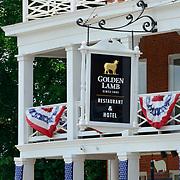 The Golden Lamb Inn