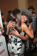 September 20, 2012- New York, New York: (L-R) Actress Gabrielle Union and Actress Tika Sumpter attend the 2012 Urbanworld Film Festival Opening night premiere screening of  ' Being Mary Jane ' presented by BET Networks held at AMC 34th Street on September 20, 2012 in New York City. The Urbanworld® Film Festival is the largest internationally competitive festival of its kind. The five-day festival includes narrative features, documentaries, and short films, as well as panel discussions, live staged screenplay readings, and the Urbanworld® Digital track focused on digital and social media. (Terrence Jennings)