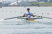 2005, World Rowing Championships, Nagaragawa International Regatta Course, Gifu, JAPAN: Monday  29.08.2005. GBR M1X Colin Smith.  © Peter Spurrier/Intersport Images - email images@intersport-images.com