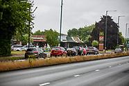 McDonalds reopens