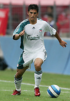 Liverpools Mark Gonzalez. © Urs Bucher/EQ Images