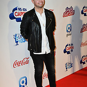 Sonny Jay arrives at Capital's Jingle Bell Ball with Coca-Cola at London's O2 Arena on 9th December 2018, London, UK.