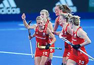 USA Women v England Women 250718
