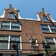 NLD/Amsterdam/20180628 - Rondvaart Amsterdam, grachtenhuis