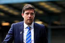 Bristol Rovers manager Darrell Clarke - Mandatory by-line: Matt McNulty/JMP - 19/08/2017 - FOOTBALL - Gigg Lane - Bury, England - Bury v Bristol Rovers - Sky Bet League One