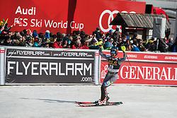 NESTVOLD-HAUGEN Leif Kristian of Norway during the Audi FIS Alpine Ski World Cup Men's Slalom 58th Vitranc Cup 2019 on March 10, 2019 in Podkoren, Kranjska Gora, Slovenia. Photo by Peter Podobnik / Sportida