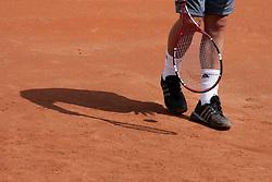 Rome, Italy 07/05/2007 - Tennis - Italian ATP Masters Series -Internazionali d'Italia 2007. Wawrinka (SUI)