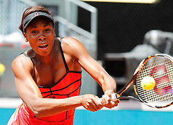 14-05-2010 TENNIS: ATP MADRID OPEN: MADRID<br /> Venus Williams <br /> ©2010- FRH nph / Alex Cid-Fuentes
