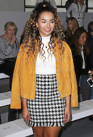 Ella Eyre, London Fashion Week SS17 - Jasper Conran, BFC Catwalk Show Space, London UK, 17 September 2016