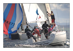 The Brewin Dolphin Scottish Series, Tarbert Loch Fyne...2483C Pinot Grigio Salona 34 Oban SC Twig Olsen..