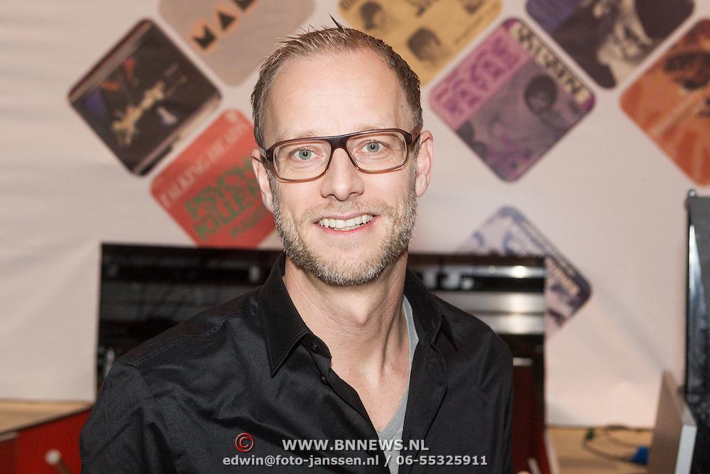 NLD/Hilversum/20131130 - Start Radio 2000, Sander de Heer