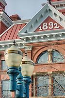 Whatcom Museum of History and Art, Bellingham Washington USA