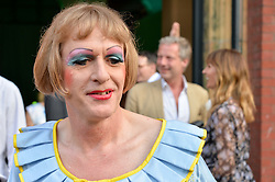Grayson Perry at the V&A Summer Party 2017 held at the Victoria & Albert Museum, London England. 21 June 2017.