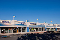 Architectural Photography of Rockville MD shopping center Wintergreen North by Jeffrey Sauers of Commercial Photographics