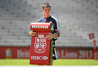 31 May 2013; Jonathan Sexton, British & Irish Lions, during the captain's run ahead of their game against Barbarian FC on Saturday. British & Irish Lions Tour 2013, Squad Captain's Run, Aberdeen Sports Ground, Aberdeen, Hong Kong, China. Picture credit: Stephen McCarthy / SPORTSFILE