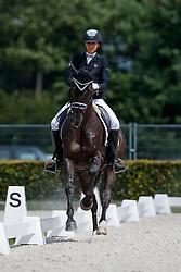 Pearce Simone, AUS, Feodoro<br /> Longines FEI/WBFSH World Breeding Dressage Championships for Young Horses - Ermelo 2017<br /> © Hippo Foto - Dirk Caremans<br /> 04/08/2017