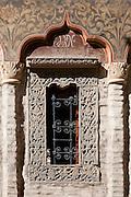 Window Stavropoleos Monastery, Bucharest