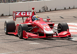 March 9, 2019 - St. Petersburg, FL, U.S. - ST. PETERSBURG, FL - MARCH 09: (during the Indy Lights Race of St. Petersburg on March 9 in St. Petersburg, FL. (Photo by Andrew Bershaw/Icon Sportswire) (Credit Image: © Andrew Bershaw/Icon SMI via ZUMA Press)